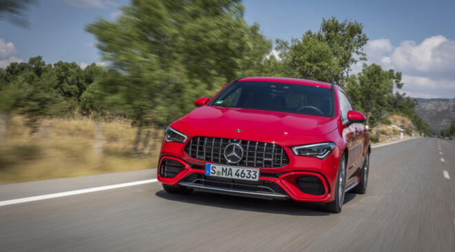 Mercedes AMG A45 S 4Matic +(2020) and CLA 45 S 4Matic +(2020) Pricing