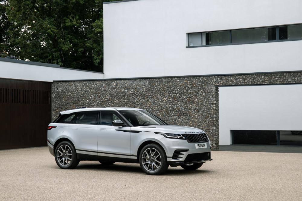Range Rover Velar plug in hybrid