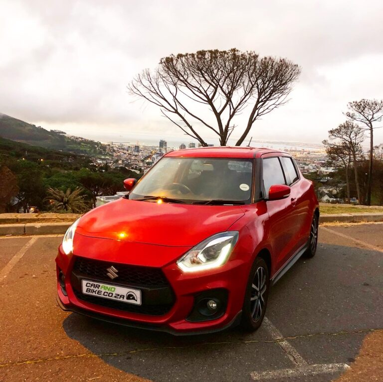 Suzuki Swift Sport 1.4 Turbo (2020) Review