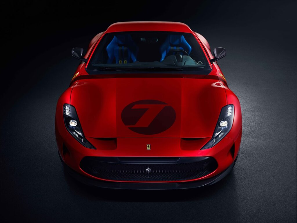Ferrari Omologata: One-Off Creation