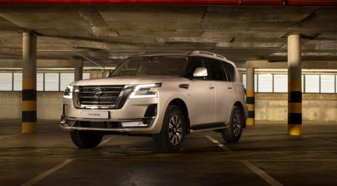Nissan Patrol(2021) Pricing and Spec
