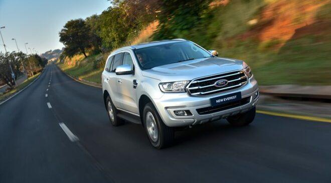Ford Everest Range Expanded(2020)Spec & Pricing