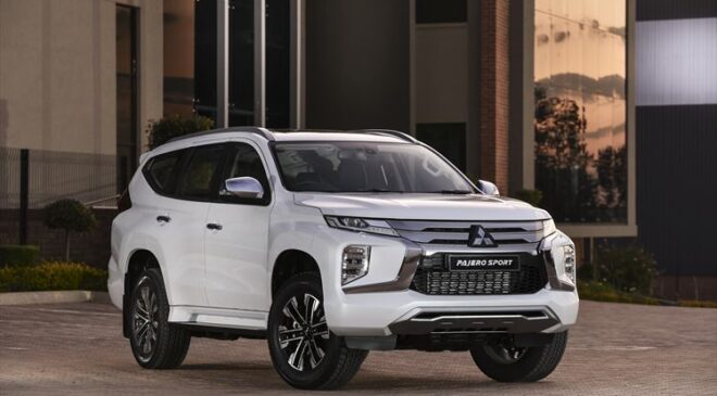 Mitsubishi Pajero Sport(2020) Spec and Pricing