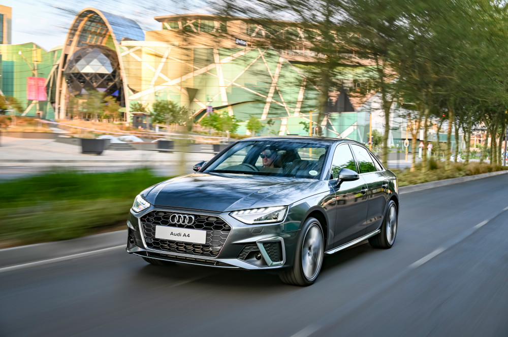 New Audi A4(2020) Price and Spec