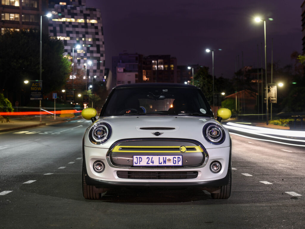 All-electric MINI(2020) now in South Africa Spec and Pricing