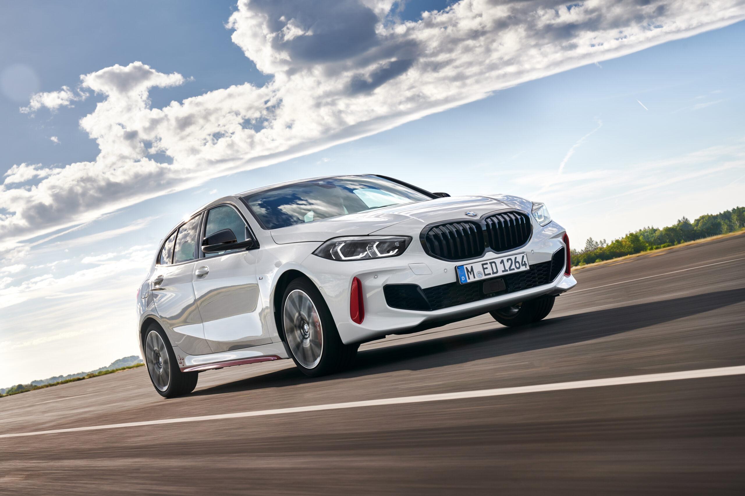 The new BMW 128ti (2021)