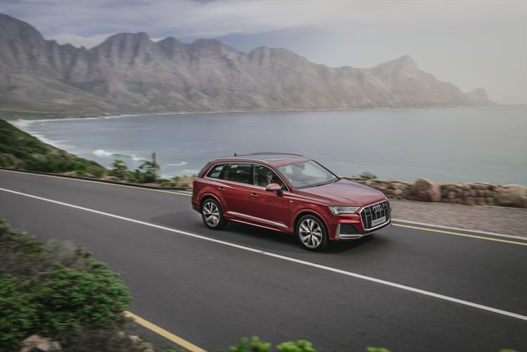 Audi Q7 Update for 2020(Prices and Spec)
