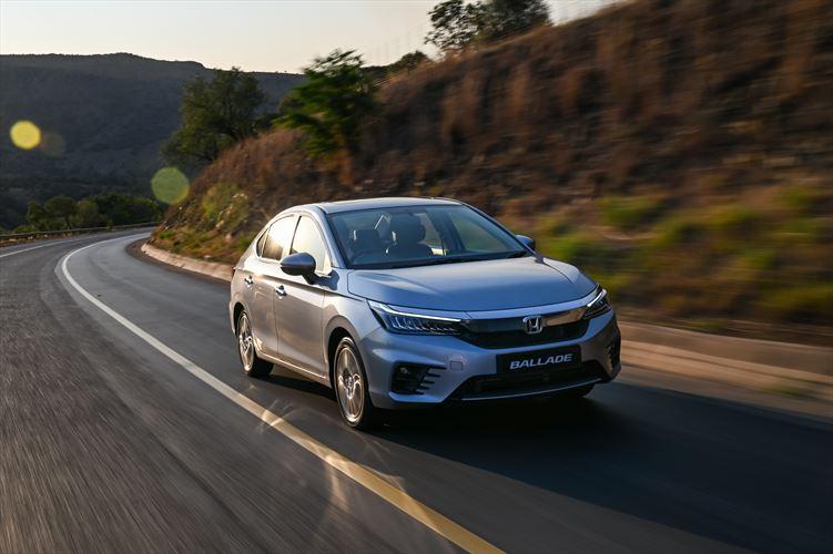 Honda Ballade – (2020) Prices and Spec