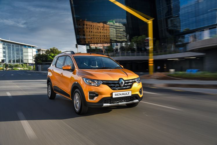 Renault Triber (2020) spec and Pricing