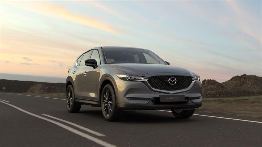 Mazda CX-5 2.0L Carbon Edition FWD ( 2021) Spec