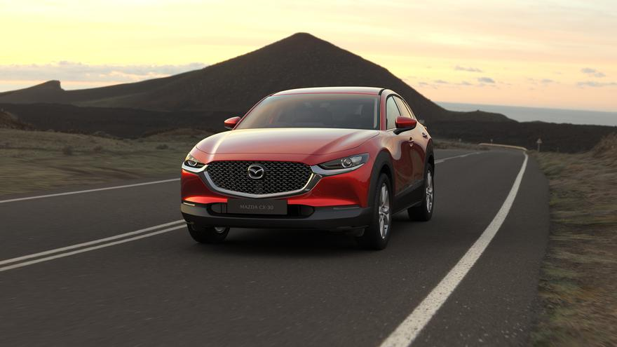 All-New Mazda CX-30 Compact SUV For South Africa(2021)
