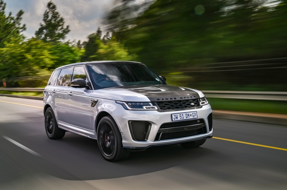 Range Rover Sport SVR Carbon Edition(2021) Spec and Price