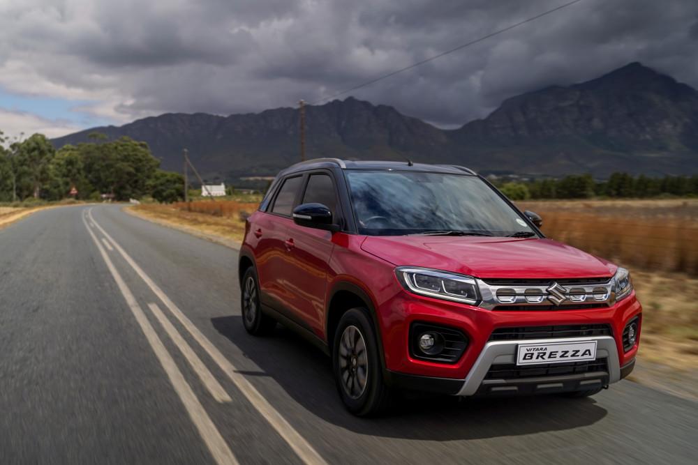 Suzuki Continues to Break Sales Records March 2021