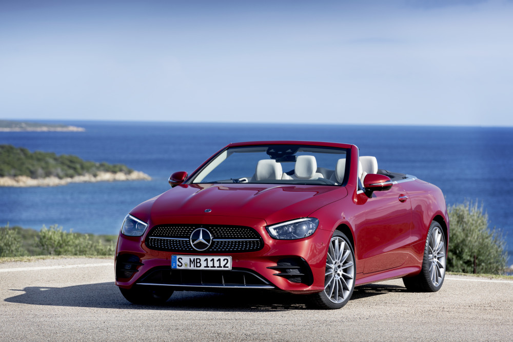 E-Class Coupe and Cabriolet(2021) Spec and pricing