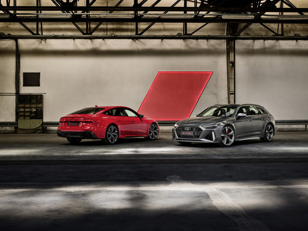 New RS 6 Avant and RS 7 Sportback(2021) Spec and Pricing