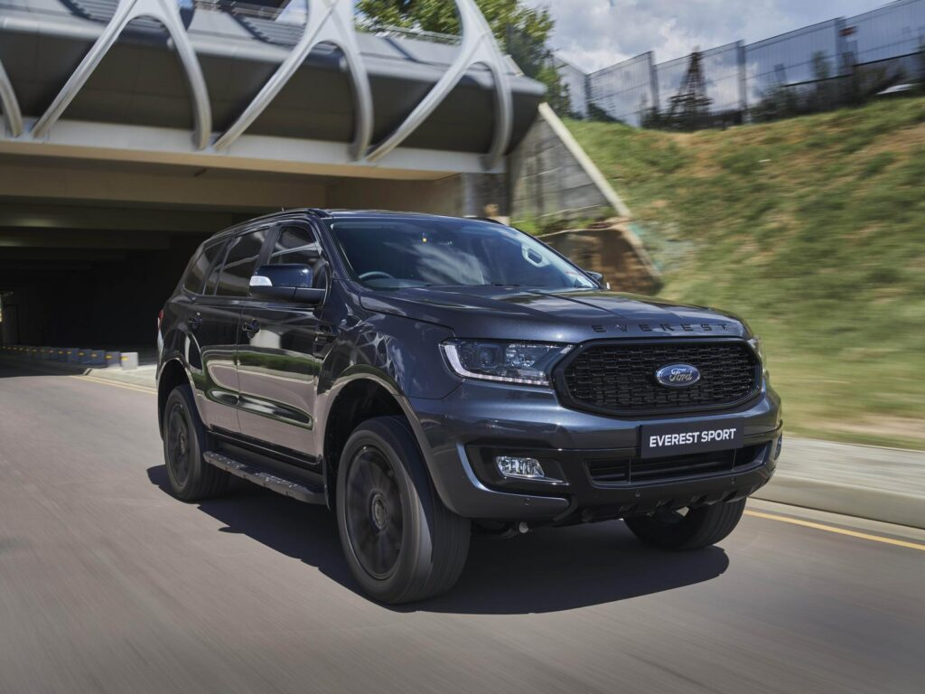 Ford Everest Sport SUV(2021) Specs and Pricing
