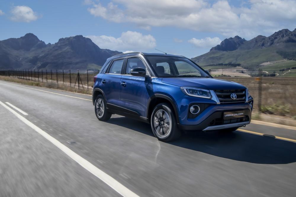 Toyota Urban Cruiser(2021) Spec and Pricing