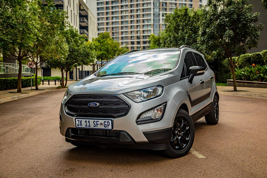 Ford EcoSport BLACK added to EcoSport line-up (2021) Price