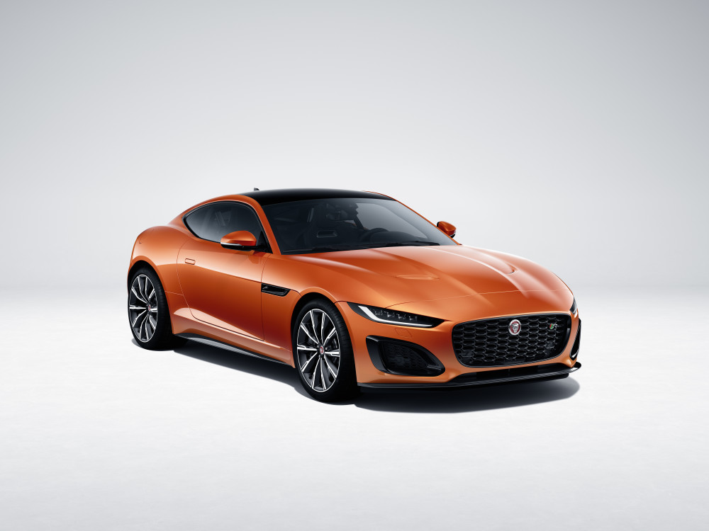 V8 Engine for Jaguar F-Type in South Africa(2021)