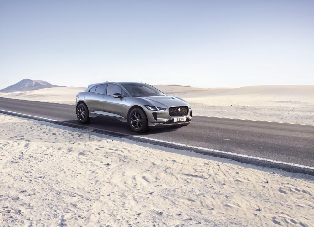 Introducing the new Jaguar I-PACE Black(2021)
