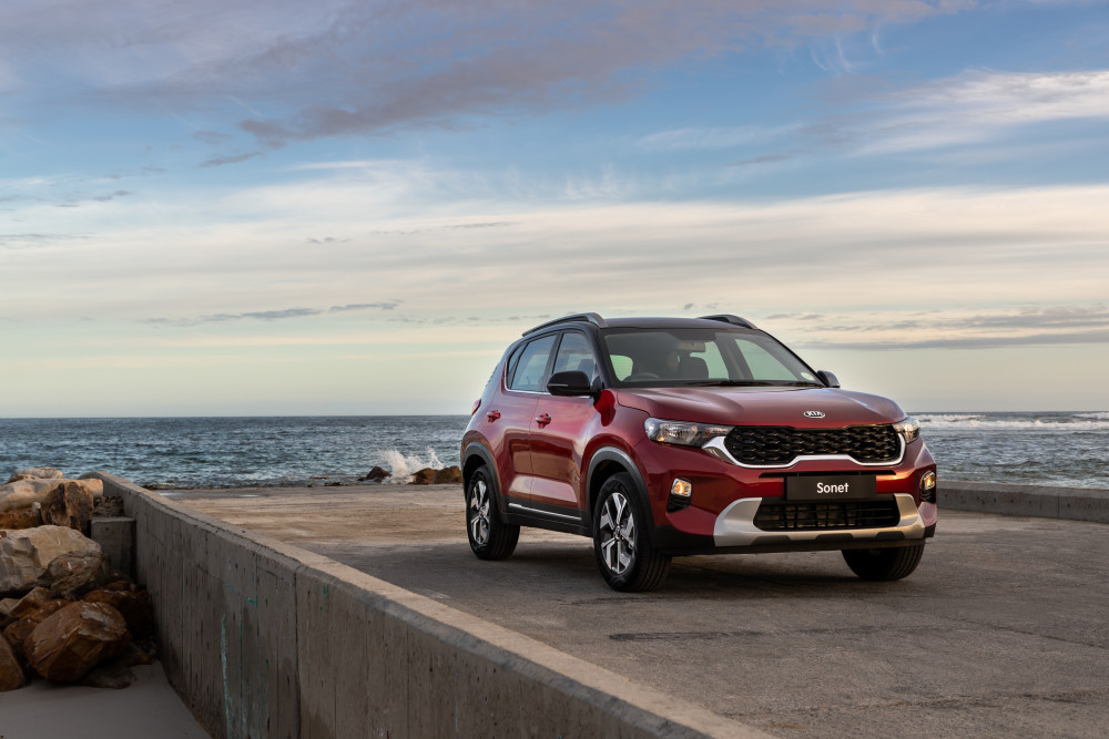 All New Kia Sonet( 2021) Spec and Pricing