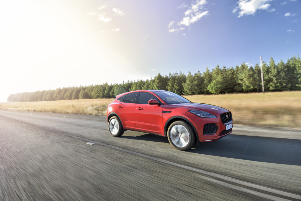 New Jaguar E-Pace now available(2021) Spec and Pricing