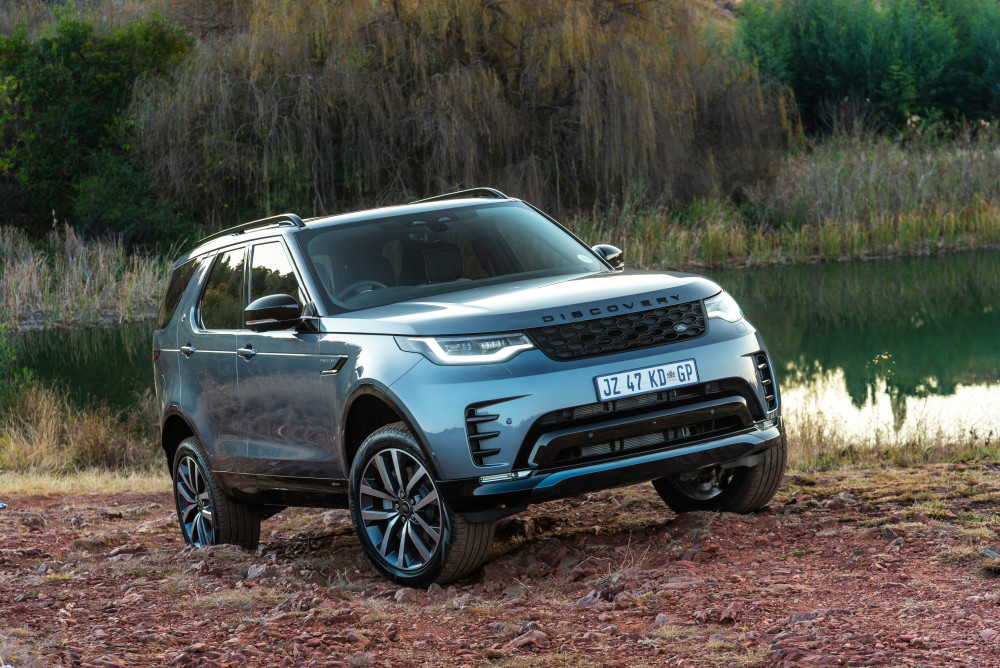 New Land Rover Discovery(2021)