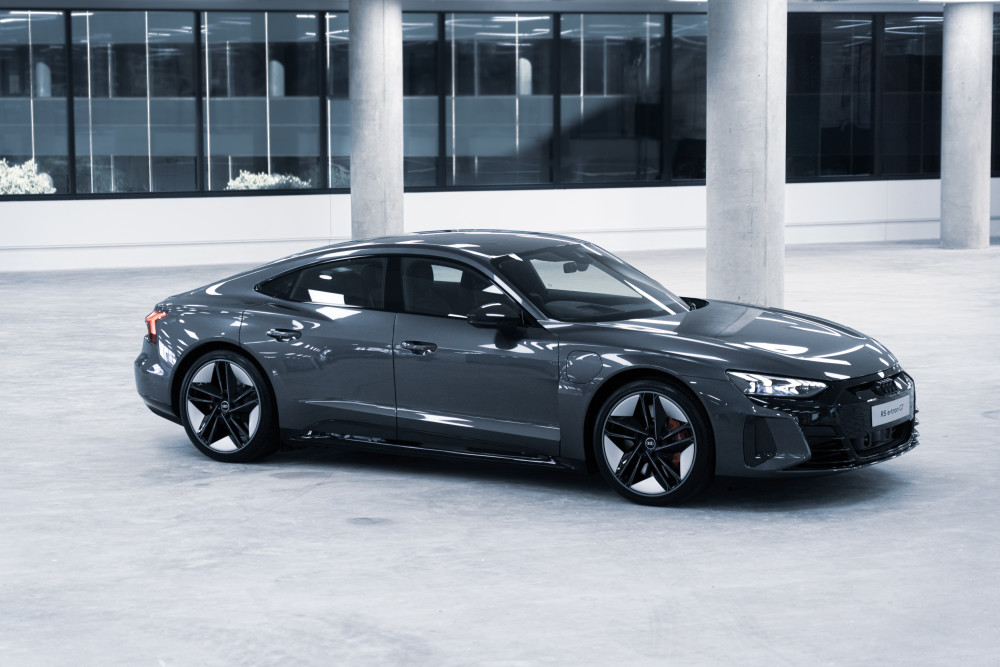 Audi e-tron range heading to South Africa