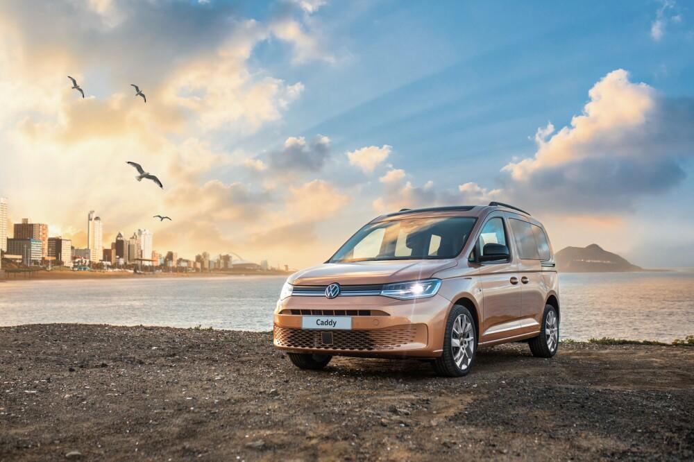 New Volkswagen Caddy(2021)